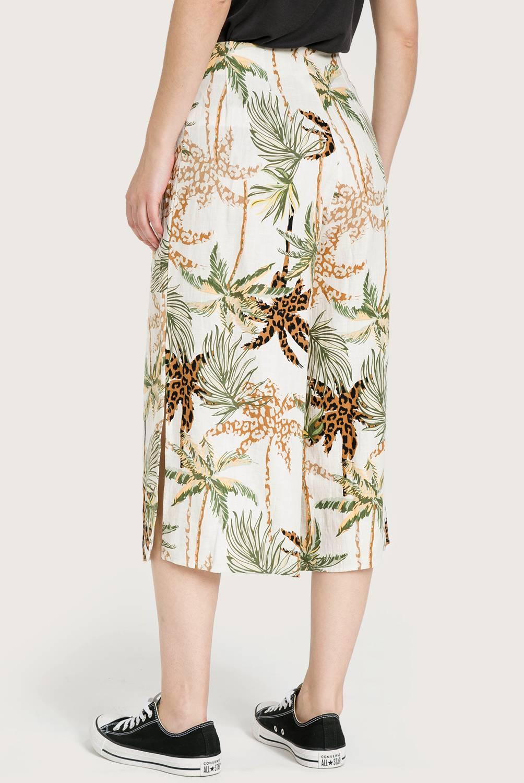 Americanino - Pantalon Lino Mujer