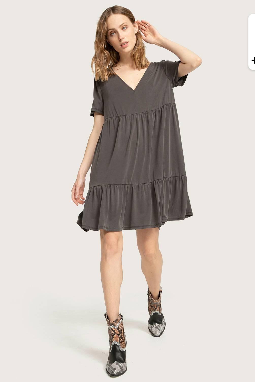 Basement - Vestido Modal Mujer