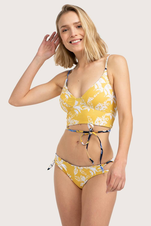 University Club - Conjunto de bikini reversible