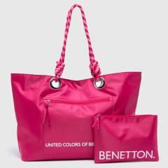 Benetton - Bolso de playa