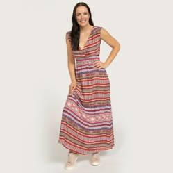 Newport - Vestido Maxi Mujer