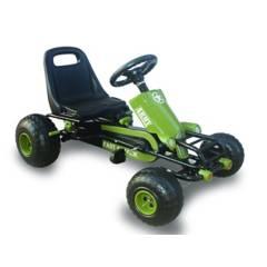 Scoop - Go Kart Verde