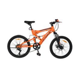 Mountain Gear - Bicicleta Infantil Parrot Aro 20