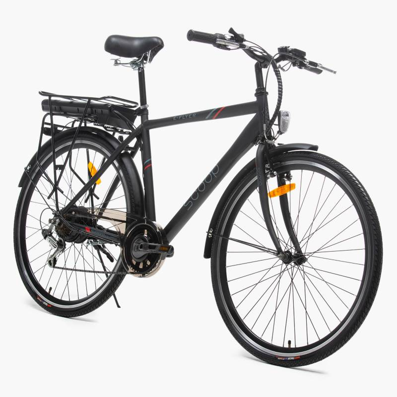Scoop - Bicicleta Electrica E-Flyer Aro 28