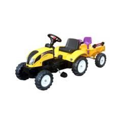 Scoop - Go Kart Children On Car