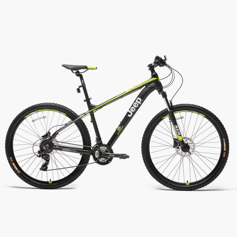 JEEP - Bicicleta Monta Caspio 1.V