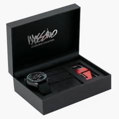 Mossimo - Set reloj hombre