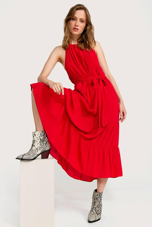 BASEMENT - Vestido Maxi Mujer Maria Cher para Basement
