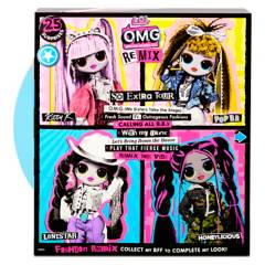 Lol - Surprise Omg New Theme Series- Doll 1