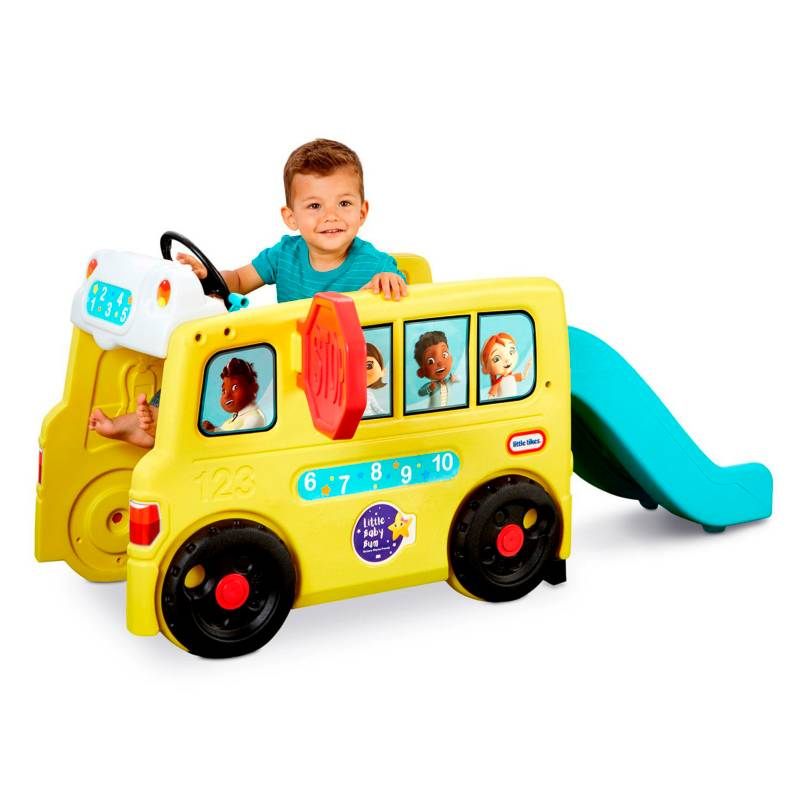 LITTLE TIKES - Little Baby Bum Wheels on the Bus Climber