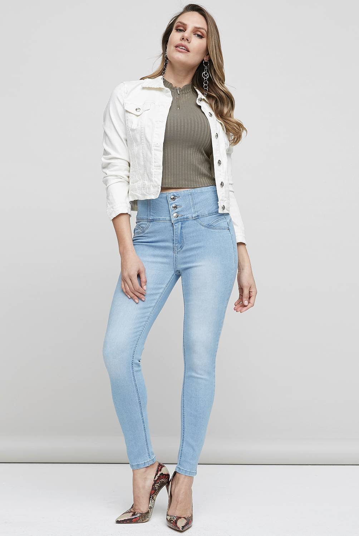 Mossimo Jeans Skinny Mujer Falabella Com