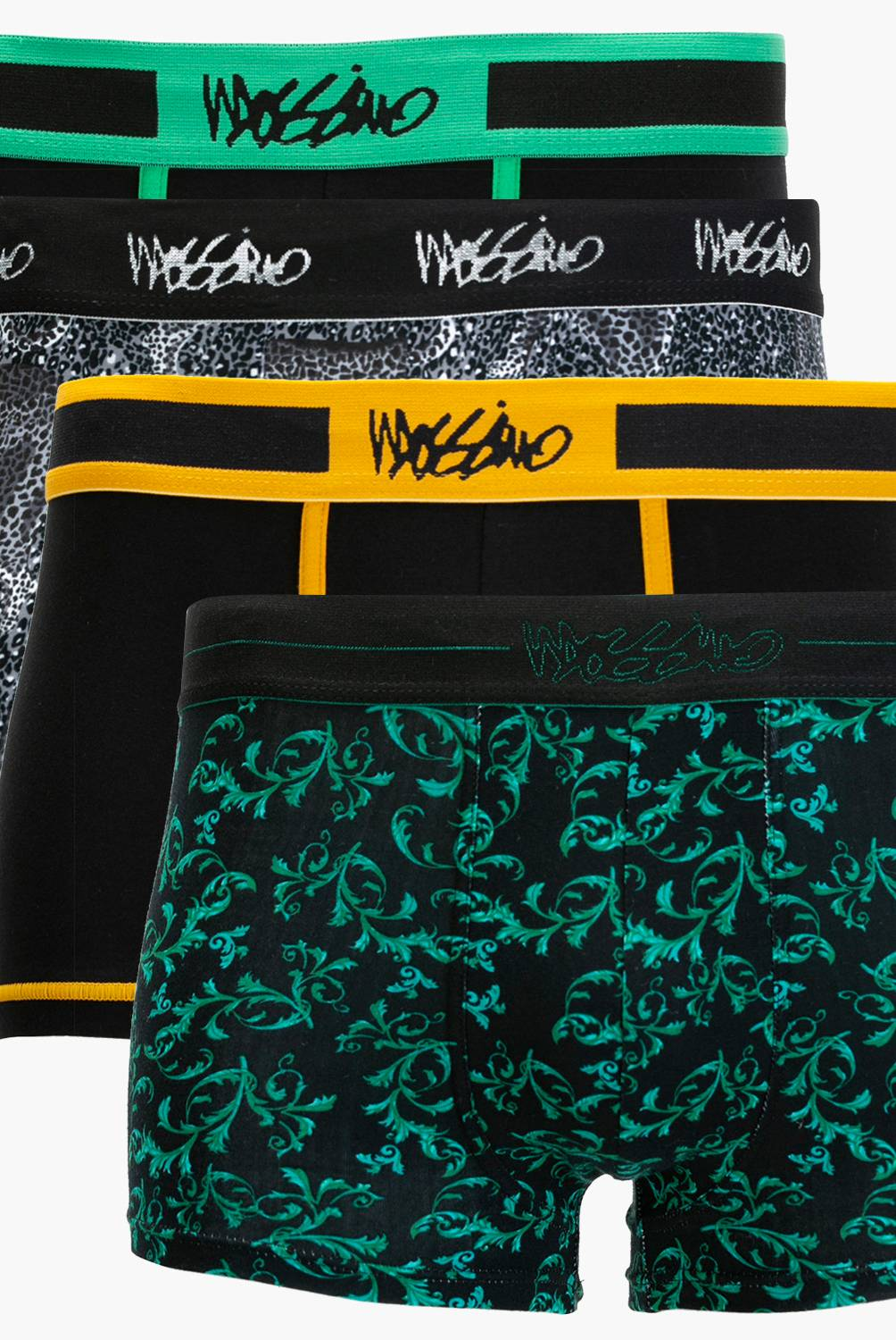 MOSSIMO - Pack 4 Boxers Algodón Hombre