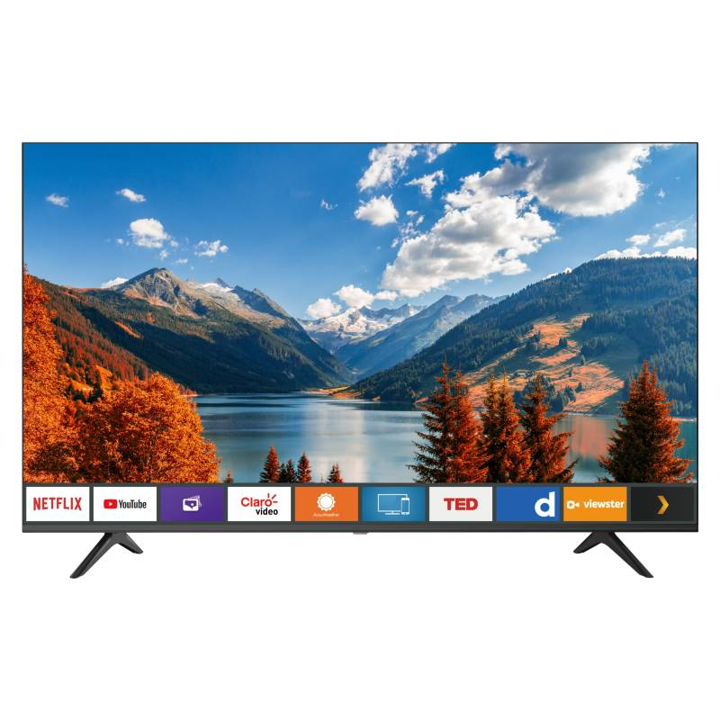 "RECCO - LED 50"" RLED-50A61054K 4K Ultra HD Smart TV"
