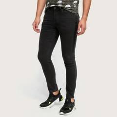 MOSSIMO - Jeans Skinny  Con Cierres Hombre