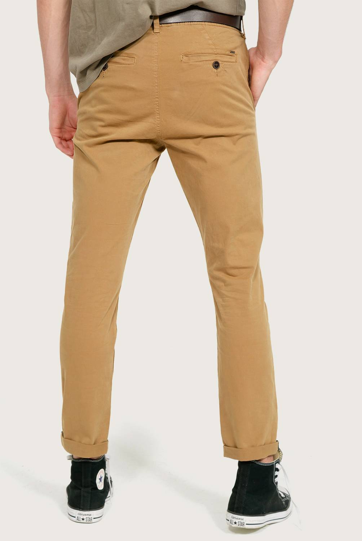 AMERICANINO - Pantalón Chino Cinturón Hombre