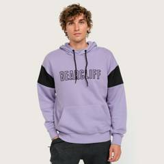 BEARCLIFF - Poleron Oversize Hombre