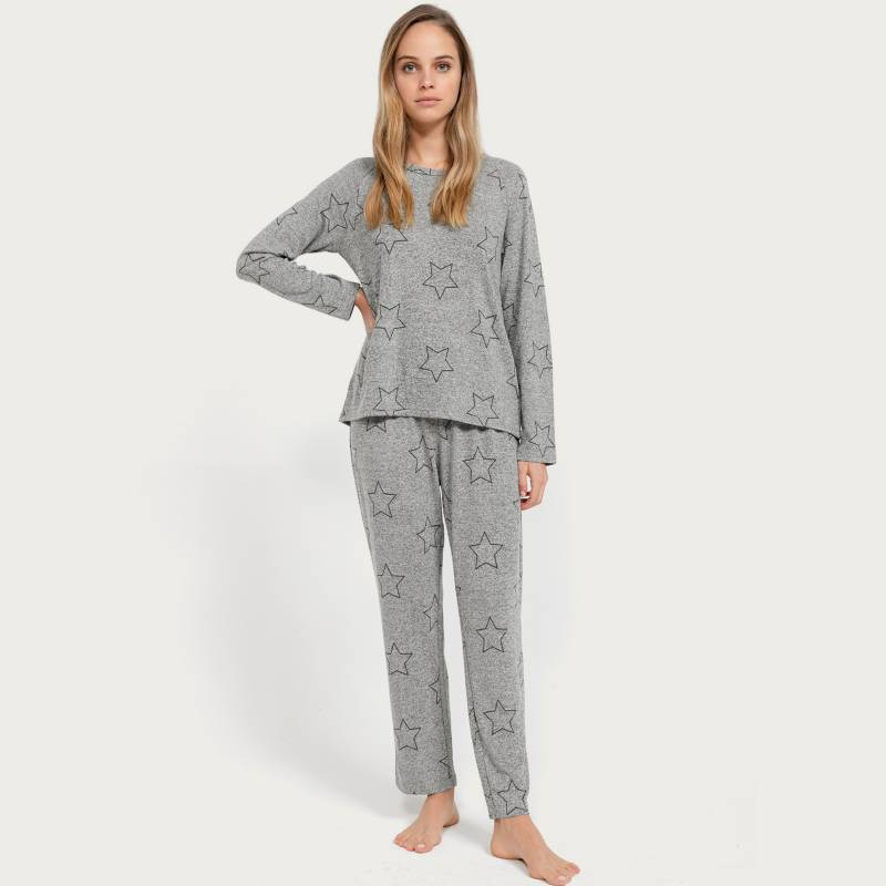 SYBILLA - Pijama mujer tejido