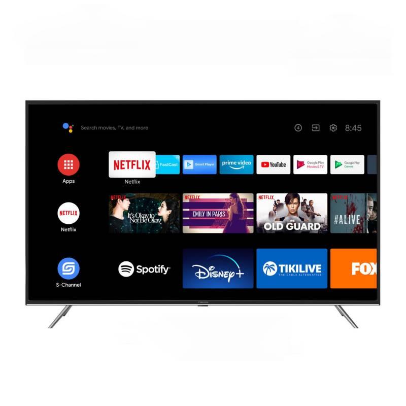 "RECCO - LED 58"" RLED-L58D1200A 4K Ultra HD Smart TV"
