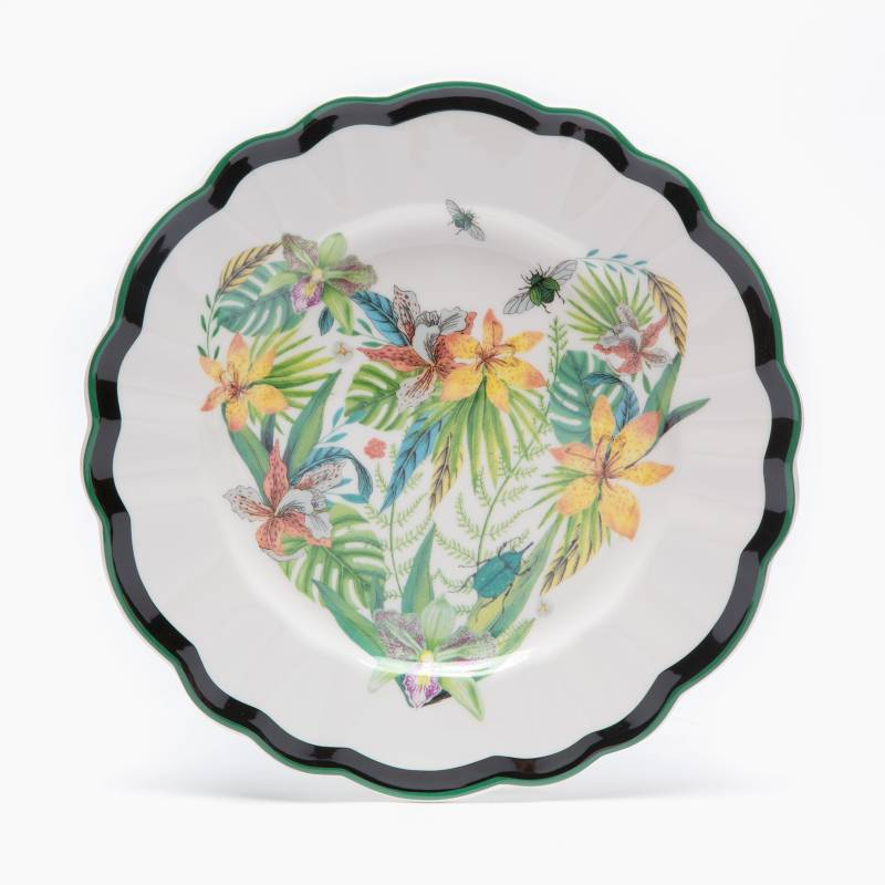 ROBERTA ALLEN - Plato 25 cm Market Flor