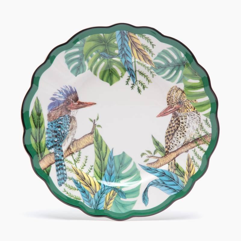 ROBERTA ALLEN - Plato 25 cm Market Pájaros