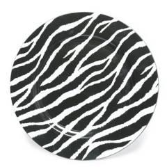 ROBERTA ALLEN - Charger Animal Zebra