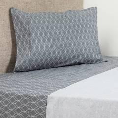 MICA - Juegos de sábanas 100% Algodón 180 Hilos