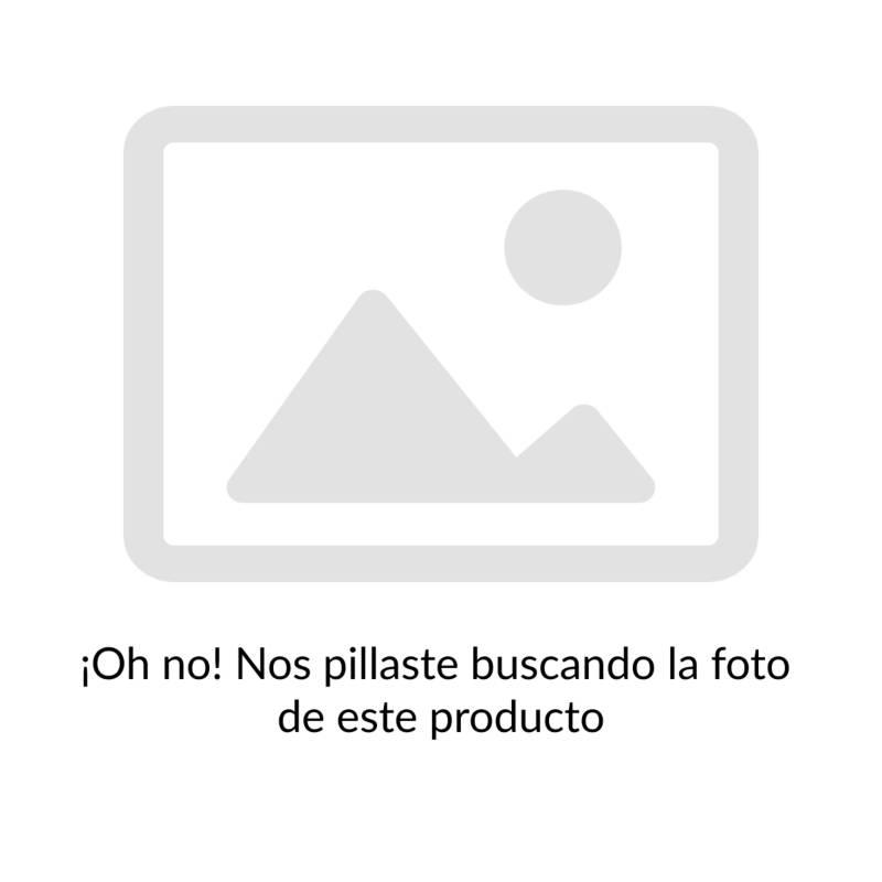 MICA - Espejo Pared Plateado 96 x 66 cm