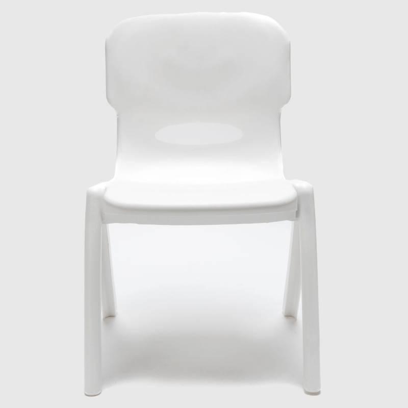 MICA - Silla Infantil 53 cm Blanco