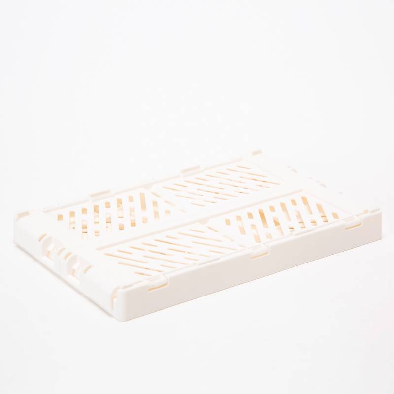 MICA - Caja Plegable 25 cm Blanco