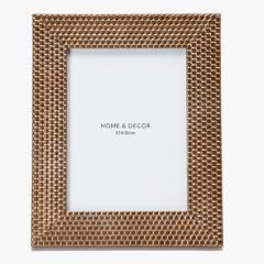 MICA - Marco de Foto 27 x 22 cm Dorado