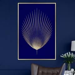 BASEMENT HOME - Cuadro Pluma 102 x 142 cm