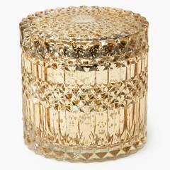 Mica - Vela Aromática 10 cm Vidrio Amber