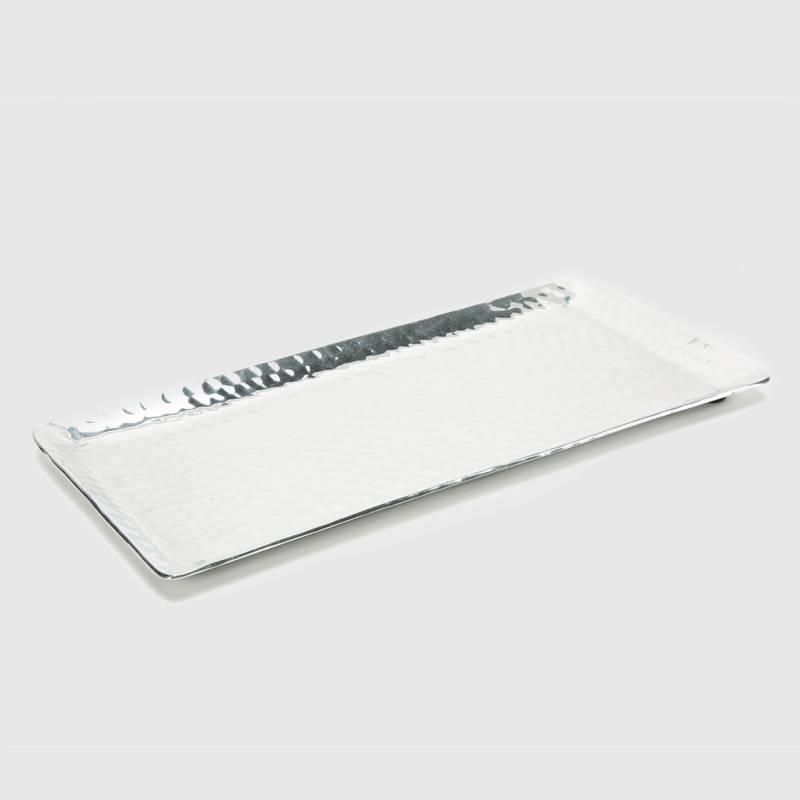 BASEMENT HOME - Centro Decorativo Aluminio 14x30 cm