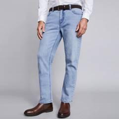 WOLF&HANK - Jeans Regular Fit Denim Japonés
