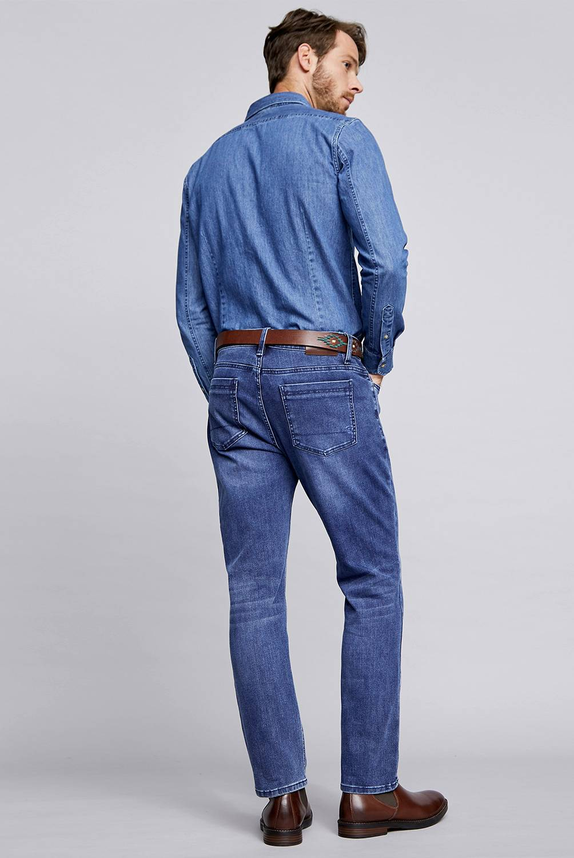 WOLF&HANK - Jeans Slim Fit 4Way Stretch