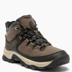 MOUNTAIN GEAR - Zapatilla Outdoor Niño Café
