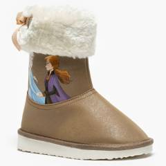 DISNEY - Frozen Botin Niña Chiporro Camel