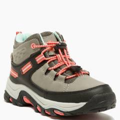 MOUNTAIN GEAR - Zapatilla Outdoor Niña Frozen Gris