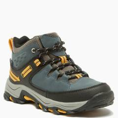 MOUNTAIN GEAR - Zapatilla Outdoor Niño Azul