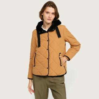 BASEMENT - Parka quilted mujer
