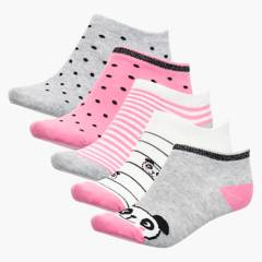 SYBILLA - Pack 5 Calcetines Mujer