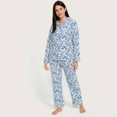 STEFANO COCCI - Pijama mujer polar