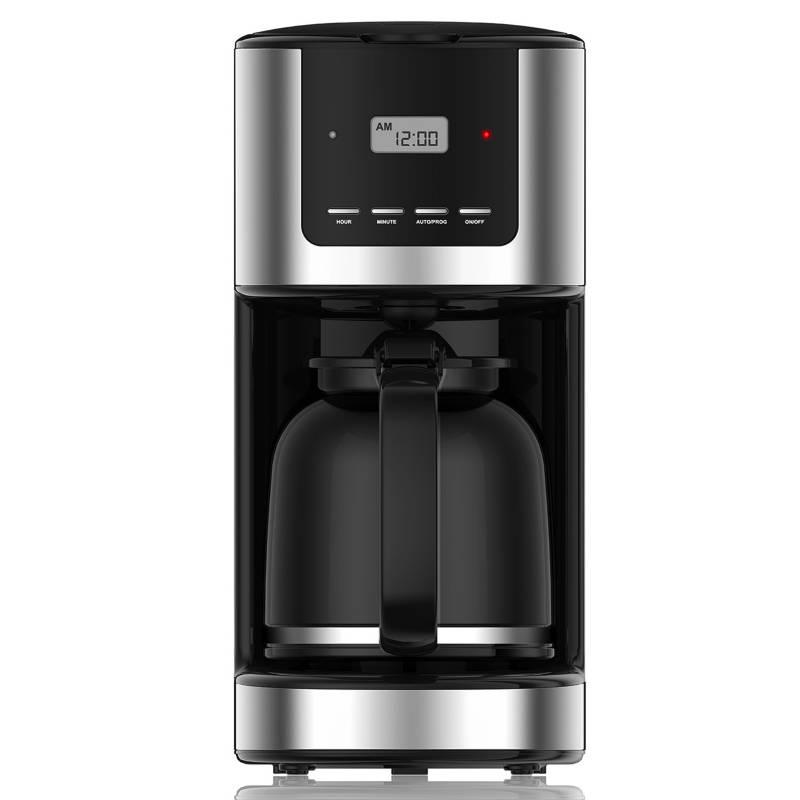 WURDEN - Cafetera con filtro 1,8 Lt. WCM-DIGIKAFFEE