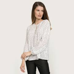 APOLOGY - Blusa Estampada Mujer