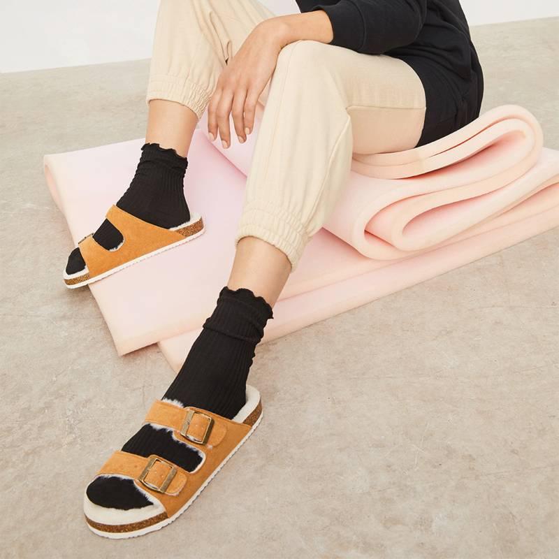 SYBILLA - Zapato Casual Mujer Café