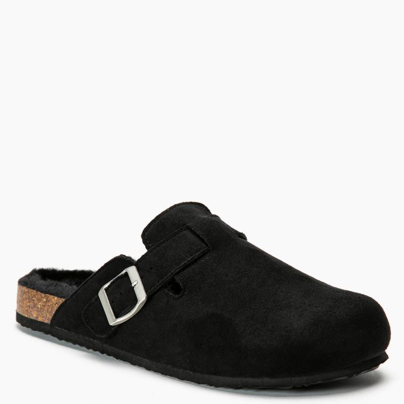 SYBILLA - Zapato Casual Mujer Negro