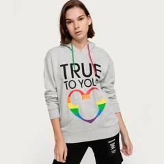 SYBILLA - Polerón Disney Pride Mujer