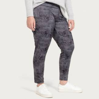 UNIVERSITY CLUB - Pantalón Leggins Tiro Medio Mujer