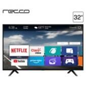 "RECCO - LED 32"" RLED-32E5600HD HD Smart TV"