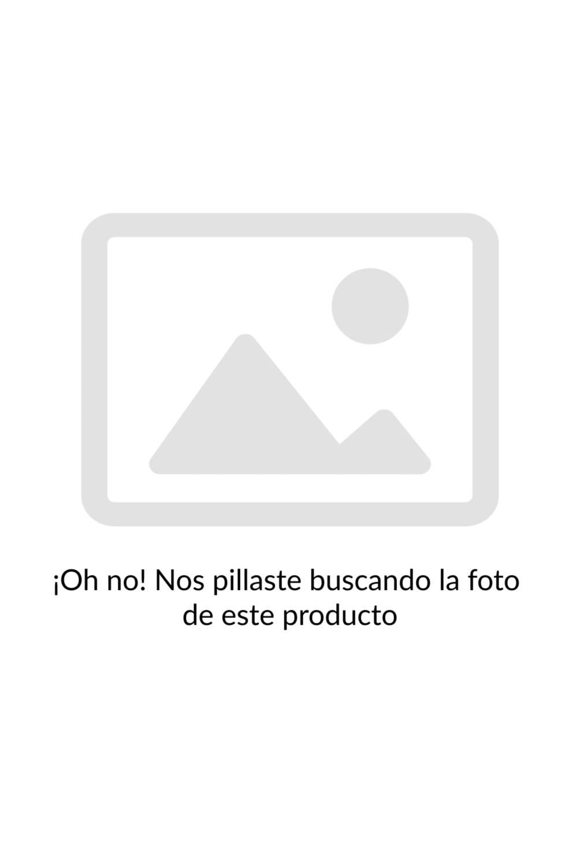 BASEMENT - Pantalón wide leg tiro alto mujer